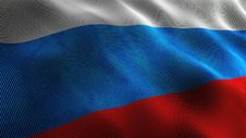 Free Russia Flag Stock Photography - 35275822