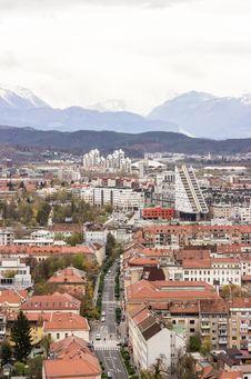Free Ljubljana,slovenia Stock Image - 35279111
