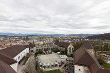 Free Ljubljana,slovenia Stock Photography - 35279612