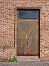 Free Iron Door Royalty Free Stock Photos - 35280228