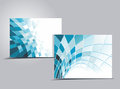 Free Personal Business Cards Set Stock Photos - 35290393