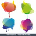 Free Speech And Thought Bubbles Stock Photography - 35290682
