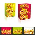Free Cd Cover & Box Design Template. Royalty Free Stock Photography - 35295407