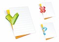 Free Folder Icons.Folders With Clean Sheets Of A Paper Royalty Free Stock Photo - 35299365