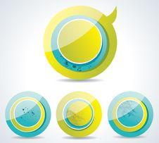 Vector Idea Bulbs.