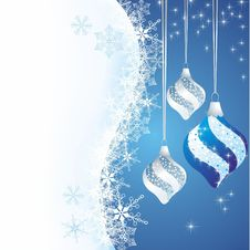 Free Christmas Balls Stock Photos - 35292493