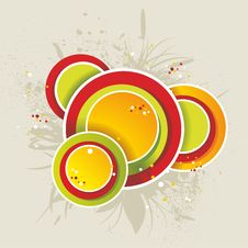 Free Abstract Colorful Background. Royalty Free Stock Images - 35293519
