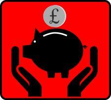 Free Saving Money Stock Images - 35295394