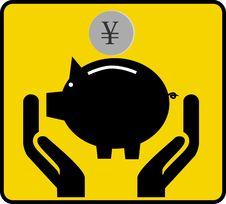 Free Saving Money Stock Photography - 35295522
