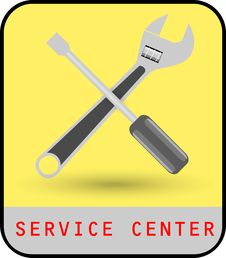 Free Service Center Stock Photo - 35295980
