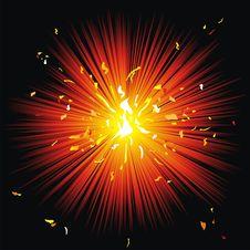 Free Beautiful  Fireworks Stock Photography - 35298442