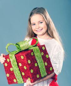 Free Merry Christmas! Stock Photo - 35299660