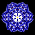 Free Glass Snowflake Royalty Free Stock Photos - 3539908