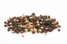 Free Peppercorns Royalty Free Stock Images - 3530019