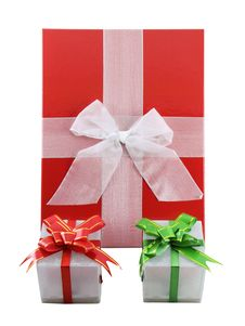 Free Christmas Presents Stock Images - 3530444