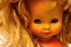 Free Blonde Vintage Doll 10 Stock Photos - 3531403