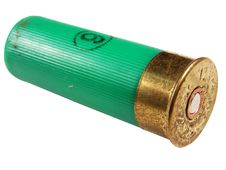 Free Green Bullet Isolated Royalty Free Stock Photography - 3531417