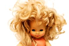 Free Blonde Vintage Doll 12 Royalty Free Stock Image - 3531446