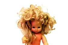 Free Blonde Vintage Doll 13 Royalty Free Stock Image - 3531496