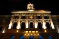 Free Administrative House Stock Photo - 3531820