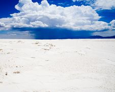 Free White Sands Stock Photo - 3531890
