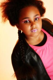 Artistic Makeup Stock Photos