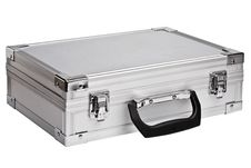 Free A Silver Briefcase Stock Images - 3533214