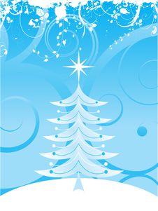 Retro Christmas Royalty Free Stock Image