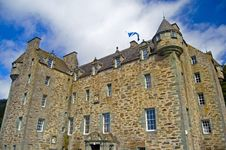 Free Magnificent Scottish Castle Royalty Free Stock Photography - 3535247