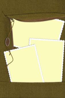 Free Frame For Three Photos Stock Photos - 3535253