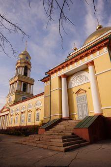 Free Lipetsk Park Stock Photography - 3535522