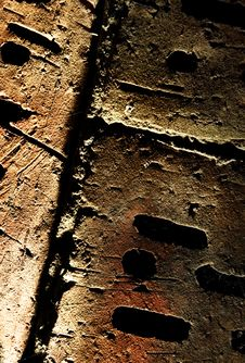 Free Grunge Brick Wall Texture Royalty Free Stock Images - 3535559