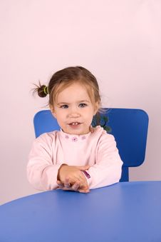 Free Little Girl Stock Photography - 3535672