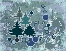 Free Abstract Winter Series Royalty Free Stock Images - 3536189