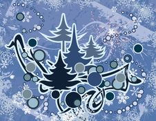 Free Abstract Winter Series Royalty Free Stock Photos - 3536198