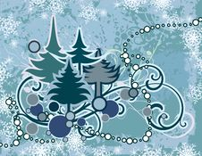 Free Abstract Winter Series Stock Photo - 3536200