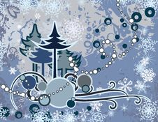 Free Abstract Winter Series Stock Photos - 3536263