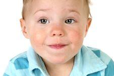 Free Baby Girl Stock Photography - 3536322