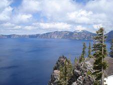 Free Crater Lake Stock Photos - 3536663