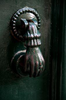 Free Door Handle Stock Image - 3537761