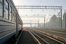 Free Railway Station Stock Photos - 3537953