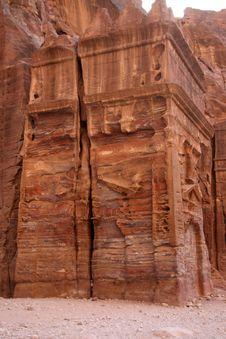 Free Petra, Jordan Stock Images - 3538054