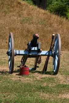Free War Of 1812 Cannon Stock Photography - 3538422