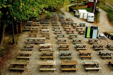 Free Picnic Tables Stock Photos - 3538583