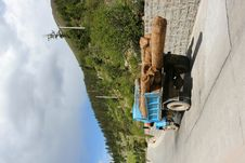 Free Truck With Logs In China Stock Photo - 3539040