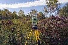 Free Land Surveying Stock Photography - 3539642