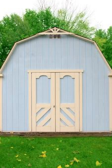 Free Shed Royalty Free Stock Photo - 3539765