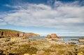 Free St Abbs Rocky Shoreline Stock Photography - 35304242