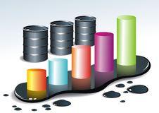 Free 3d Bio Tub Gas Keg Oil Stock Images - 35300854