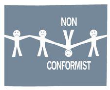 Free Different, Non Conformist Stock Images - 35302254